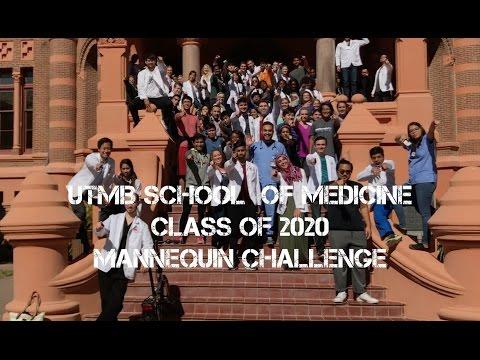 UTMB SOM Class of 2020 Mannequin Challenge