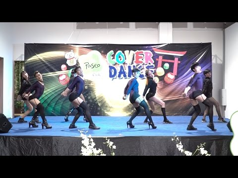 160320 Sausage Cover Stellar - Marionette @The Paseo K-POPS Cover Dance 2016 (Audition)
