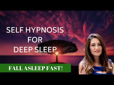 Hypnosis for Deep Sleep (Self Hypnosis Session)