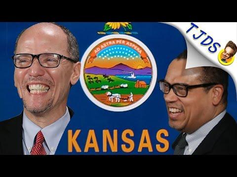 Democrats Abandon Winnable Seat In Kansas