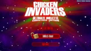 Chicken Invaders 4: Ultimate Omelette - Christmas Edition - PC Gameplay Trial