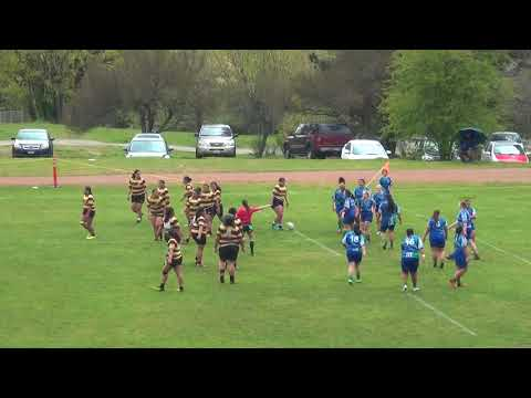 Lady Liberty Rugby 2018 - vs Tacoma - 4-21-2018