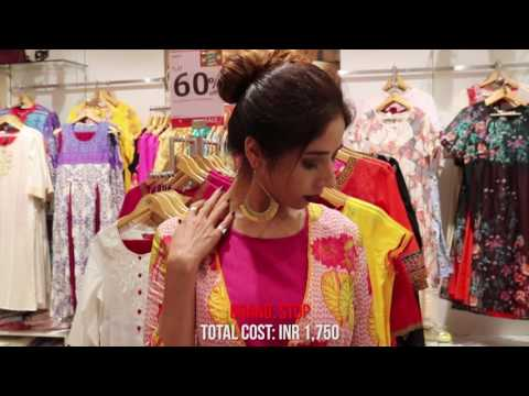 Shopping at Shoppers stop