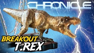 Jurassic Park™ Breakout T-Rex | Chronicle Collectibles