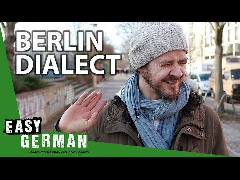 Berlin Dialect vs. Standard German