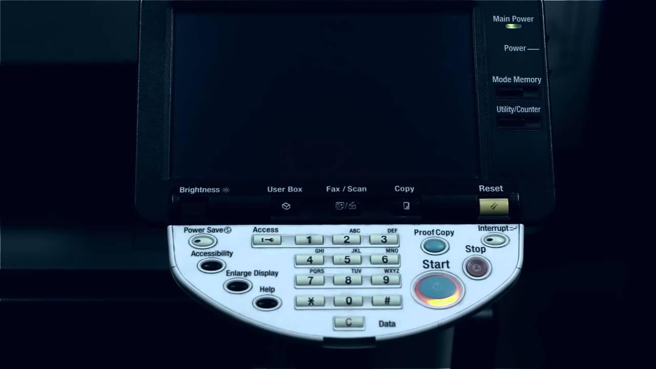 konica minolta bizhub c220 manual