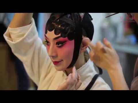 peking-opera-makeup-time-lapse-戏曲化妆完整版
