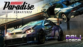 Burnout Paradise Remastered pc gameplay 1080p 60fps