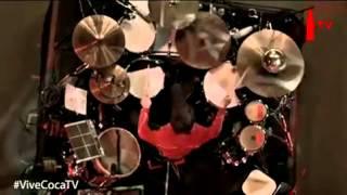 Bunbury - La señorita hermafrodita (Vive latino 2012)