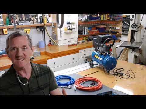 Cheap Workshop Air Tool System