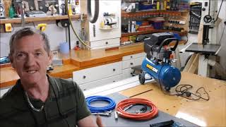 Cheap Workshop Air Tool System