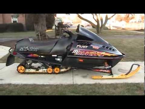 Lucky 8 Auto >> 1997 Bombardier Ski Doo Mach 1 700 Triple for sale Luckyphillips Shippensburg PA 17257 EBAY ...
