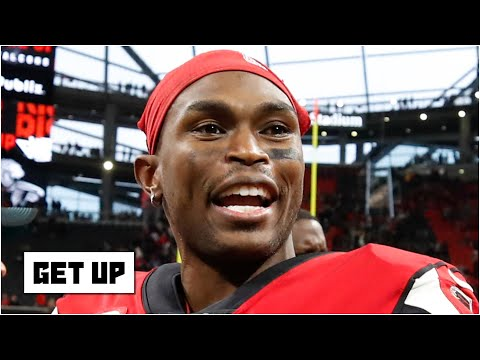 Is Julio Jones the No. 1 WR in the NFL?   Get Up