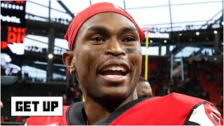 Is Julio Jones the No. 1 WR in the NFL? | Get Up