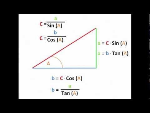 Beregning af Vinkel A from YouTube · Duration:  4 minutes