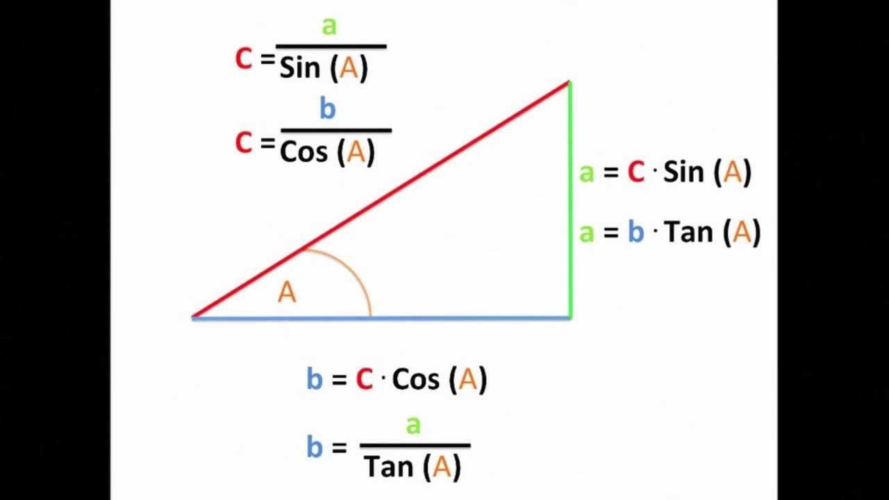 udregning af trekant