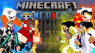 Mincraft วันพีช Lucky Block Colosseum Mobs Fight 3 พลเอกสุดเเกร่ง