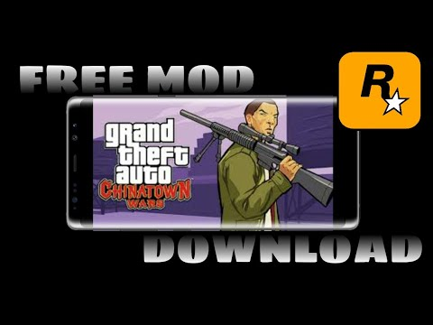 Download GTA Chinatown Wars On Android Mobile For Free