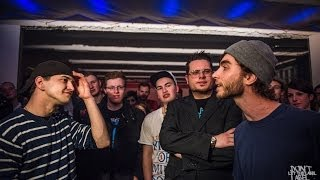 DLTLLY // RAP BATTLE // George Midas vs  Der Fischer