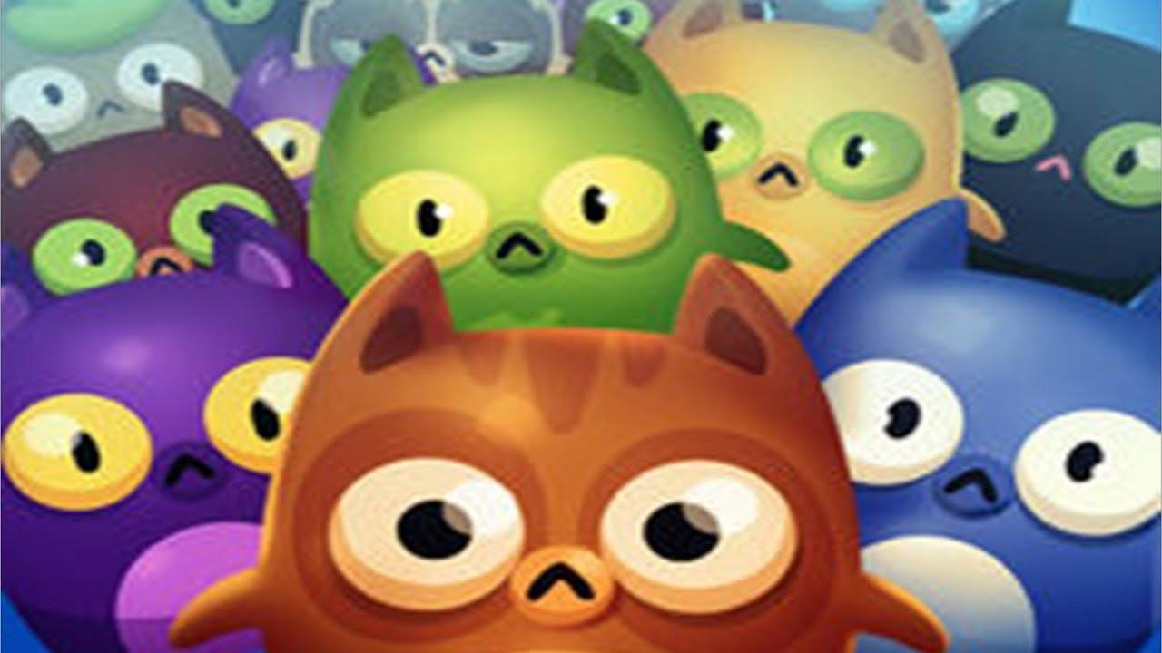 Игра Эволюция Котов Game Cat Evolution За вами следят кошки