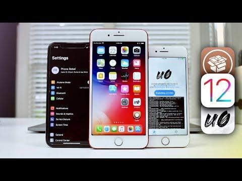 iOS 12 Jailbreak Released! How To Jailbreak 12.0-12.1.2