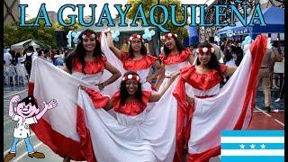 la Guayaquileña - Baile 2018