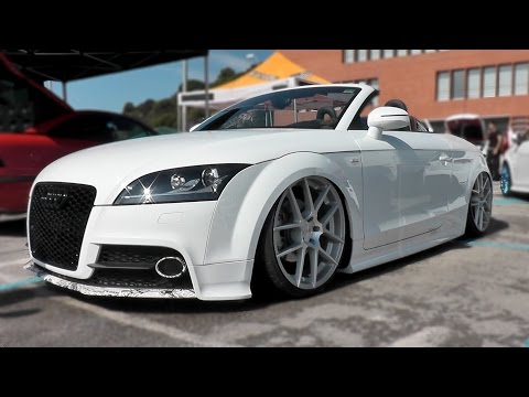 Tuned Cars – Audi TT,RS4,BMW M3,VW Golf,Seat Leon – Tuning meet /German Style