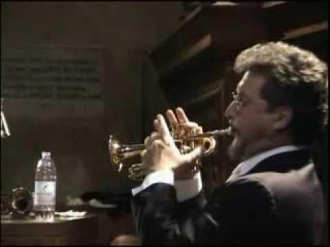Piccolo trumpet adagio albinoni