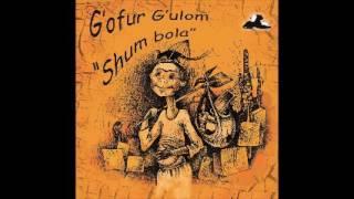 Shum Bola (G'ofur G'ulom audiokitob mp3)