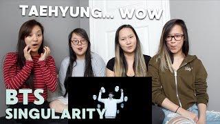 MV REACTION | BTS (방탄소년단) LOVE YOURSELF 轉 Tear 'Singularity'