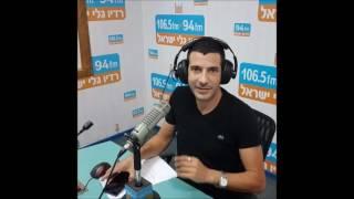 דר מרדכי קידר תוקף בחריפות את שלום עכשיו מתוך שרון גל  רדיו גלי ישראל