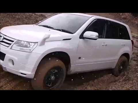 ULTIMATE OFF ROAD COMPILATION TRIBUTE - SUZUKI GRAND VITARA/GRAND NOMADE/ ESCUDO большой Витара