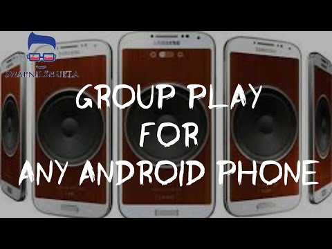 Group Play For Any Android Phone 🔥BECAUSE ITS PARTY TIME🔥