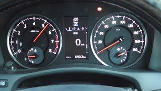 30系アルファード(2.5L) 0~160km フル加速 急制動+エンジン始動(ヴェルファイア)