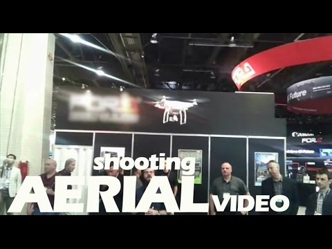 How to Shoot Aerial Video With a Quadcopter