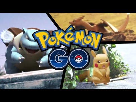 Hướng dẩn cách tải Pokemon Go | Sơ lược về cách chơi [Android]