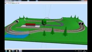 видео История появления игрушечной детской железной дороги