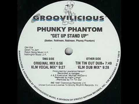 Phunky Phantom - Get Up Stand Up (KLM Vocal Mix)