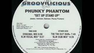 Phunky Phantom - Get Up Stand Up (KLM Vocal Mix)