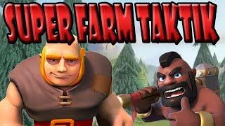 RH10 FARM TAKTIK SUPER FARMING| Let´s Play CoC/ Clash of Clans | Deutsch/ German