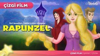 Rapunzel Çizgi Film Türkçe Masal 4 | Adisebaba Çizgi Film Masallar