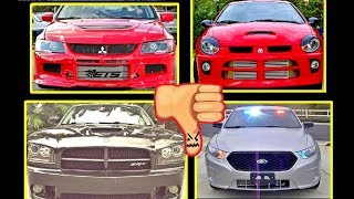 5 Of The Most UNRELIABLE Cars In History!! Part 1