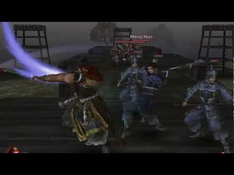 [Zhang Fei] Dynasty Warriors 4 Hyper - Bridge Melee