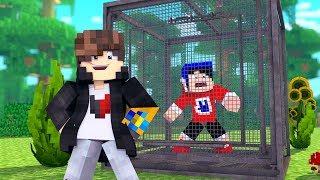 Minecraft: ANIMALIA  - MEGA JAULA - ‹ JUAUM › #09