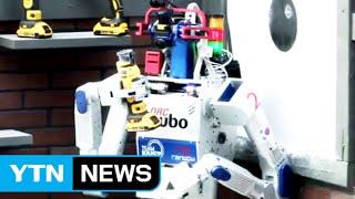 세계 최고 재난 대응 로봇은?...美 로봇 경진대회 '후끈' / YTN