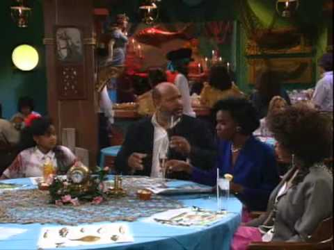 The Fresh Prince of Bel Air - Pirate Restaurant