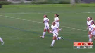 SHIP Women's Soccer vs. Gannon (9.21.18)