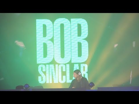 Bob Sinclar @ Tomorrowland 2017 (First 29min)