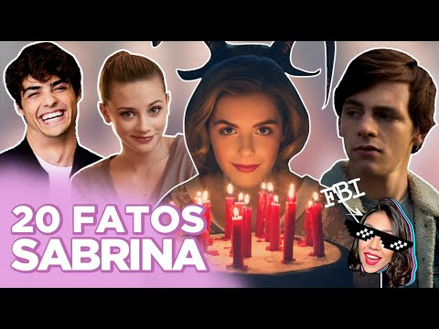 SABRINA: CROSS COM RIVERDALE, BASTIDORES, CRUSH NO NOAH... | Foquinha