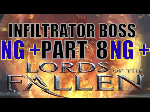 NewGame+ Lords of the Fallen - Find Antanas and Kaslo - Walkthrough part 8